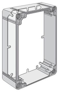 Hoffman Q4020PI 14.17 x 6.3 Inch Steel NEMA 4X Enclosure Panel