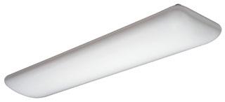 Lithonia Lighting 10651RE 2 x 2 Foot 2-Lamp 31 W 120 Volt White T8 Linear Fluorescent Decorative Light Fixture