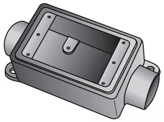 OZ-G FDC175 1G MALL FDC BOX