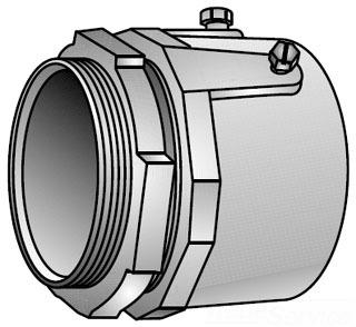 OZ-G 28-350T 3-1/2 INS S/S CND CONN