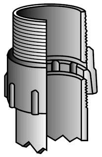 OZ-G KVM-4040 4IN FXM COND VNTR