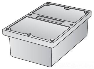 OZ-G YR-161208CS CAST JUNCTION BOX