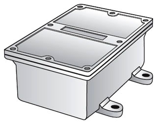OZ-G YG-121206 HAZ JUNCTION BOX