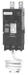 S-A B215HID BREAKER 15A 1P 120240V