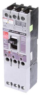 Siemens Industry CFD63B175 3-Pole 600 VAC 175 Amp 100 kA Non-Interchangeable Trip Thermal Magnetic Molded Case Circuit Breaker