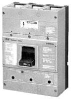 S-A HHJXD63B250L BRKR HHJD6 3P 600V