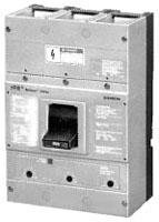 Siemens Industry E3RJD63B400 600 Volt 400 Amp 25 kA 3-Pole Type 3R Enclosure Molded Case Circuit Breaker