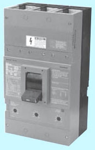 Siemens Industry MD63B800 3-Pole 800 Amp 600 Volt 25 kA Molded Case Circuit Breaker