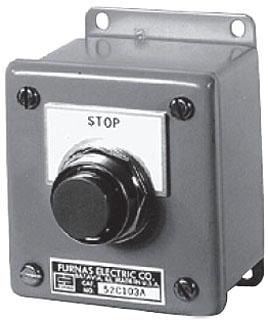 S-A 52C116X 30MMSTATION,FIBERGLASS,