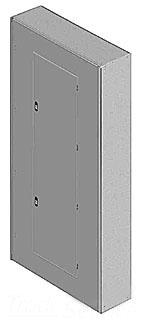 S-A 24WPD80 P3 NEMA 3R/12 ENCLOSURE