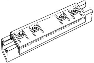 SC G-978-C CHNL JOINER USE W/ B901