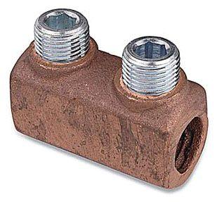 Blackburn 32507 2-Way Copper Cable Connector