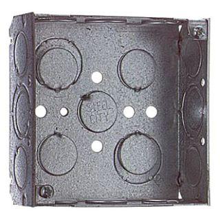 STL-CTY 52151-1234EWGBP SQ OLET BOX