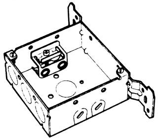 BW 4-SDW-FB-MXN SQ BOX 31.9CU 1/2IN