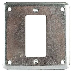 BOWERS 479-GFI 1/8D RCPT COVER