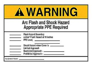 T&B LB86871 VNL SAFETY LABEL*NON-RETURNABLE TO MANUFACTURER*