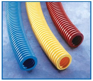 1/2 Inch Blue ENT PVC Conduit, 200 Foot Coil