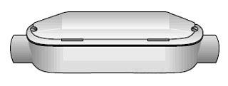 OZ-G C8X-350MG 3-1/2 GAV COND BODY