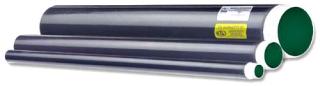 Perma-Cote 200-CON 2 Inch Gray Galvanized PVC Coated Steel Rigid Conduit
