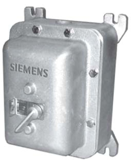 S-A 11WD3HF STARTER-MANUALLY OP,3PH