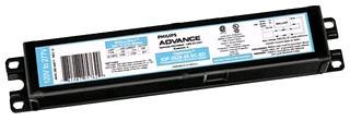 Advance IOPA4P32HL35M 120 to 277 VAC 50/60 Hz 32 W 4-Lamp T8 Electronic Ballast