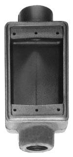 OC FS175L-G SHALLOW BOX 1GNG 1HUB 3