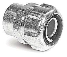 Thomas & Betts 5271 3/8 Inch Liquidtight Connector