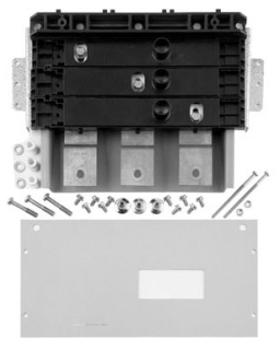 GE Industrial Solutions MB133 277/480 VAC 225 Amp 3-Phase 3-Pole Panelboard Main/Sub Feed Breaker kit