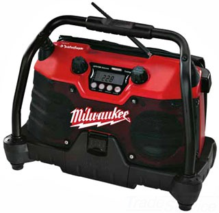 Milwaukee Tool 49-24-0280 Radio Job Site
