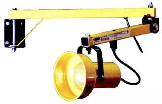 """TPI DKL60VAA Loading Dock Light 60"""""""