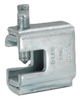 B-Line Series B307SS4 1/2-13 Inch Rod 7/8 Inch Flange 1/2-13 Inch Set Screw 304 Stainless Steel Beam Clamp