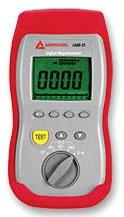 Fluke Electronics AMB-25 1000 VDC Insulation Resistance Tester