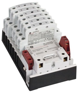 GE Industrial Solutions 463M20CJA10A0 2-Wire 110 to 120 VAC 2NO NEMA 1 Surface Mount Lighting Contactor