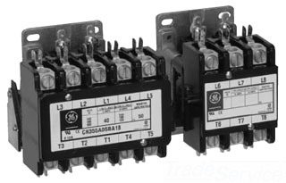 GE CR355ACY6A CONTACTOR
