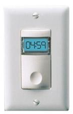Wattstopper TS-400-W 100 to 300 Volt White Digital Time Switch