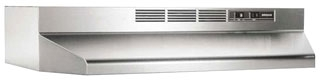 BROAN 414204 Stainless Steel Non-du