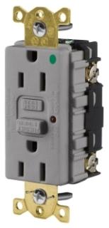 HCI GFR8200HGYST 15A/125V COML. HG