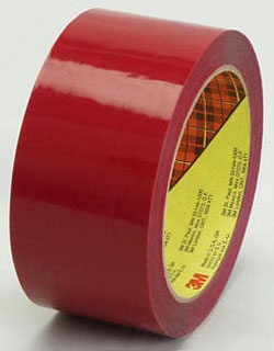 3M 371-Red-48mmx100m 371 RED 48MM X