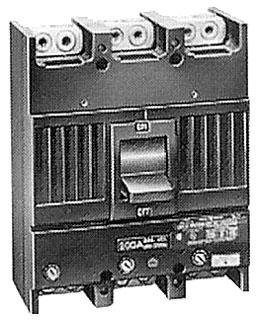 GE TJD432Y400 3POLE 240V 22K IC 400