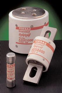 FERRAZ A25X130-4 250V 130A SEMICOND
