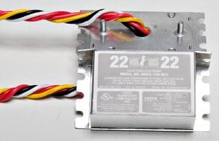 FCI WH22-120-BLS 35W .32A 120V BA