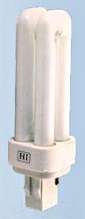 HOW CF18DE/827 4-PIN DBL TB CFL