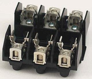 M-THN R60A1B 1P 60A 250V R-FUSE BLK