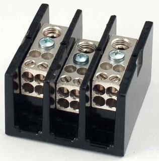 M-THN 1423970 600V 175A 3P PWR BLOK