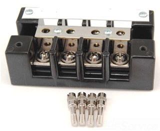M-THN 1606SC 6CKT 75A 600V TERM BLK