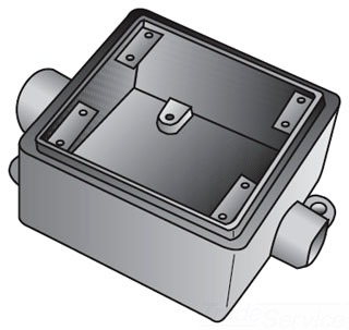 OZ-G FDC250 2G MALL FDC BOX