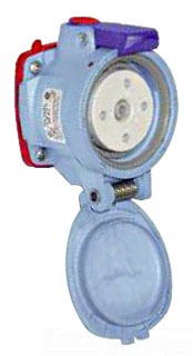 Meltric Corporation 63-64043 DSN60 Receptacle