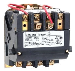 S-A 40EP109558U CONTACTOR SIZE 1 3/