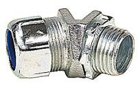 Thomas & Betts 5243 3/4 Inch 45 Degree Non-Insulated Liquidtight Connector