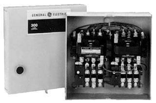 GE CR309T002AEA STARTER